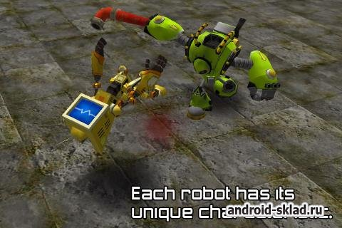 Robot Battle - ����� ������� �� Android