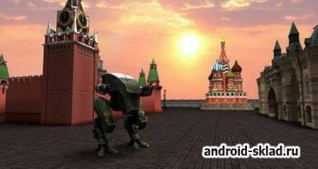 Conflict Robots - бои роботов на Android