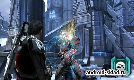 MASS EFFECT INFILTRATOR - фантастический шутер Android
