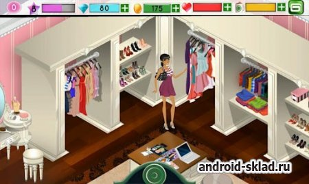 Fashion Icon - шоппинг для Android