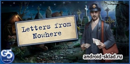 Letters From Nowhere - письма из прошлого Android
