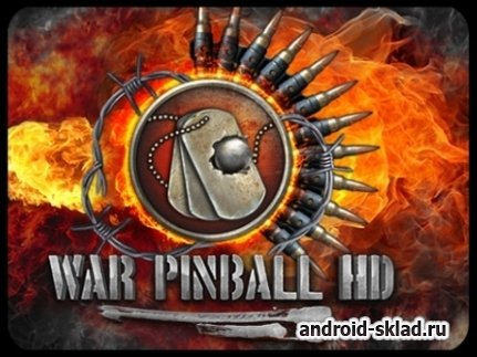 War Pinball HD - пинбол для Android
