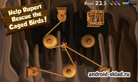 Rope Rescue - �������� ������ �� Android