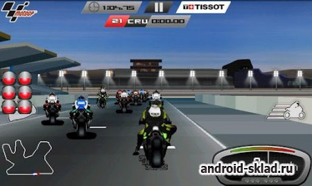 Moto GP 2012 - ����� �� ����������� ��� Android
