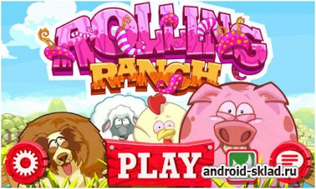 Rolling Ranch - помогите фермеру на Android