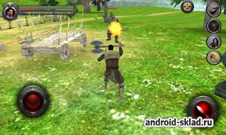 Anargor - RPG ���� � ����� ������������� ��� Android