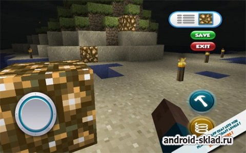 World Explorer for Minecraft - очередной Майнкрафт для Android