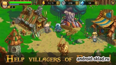 League of Heroes - ����� � ��������� �� Android