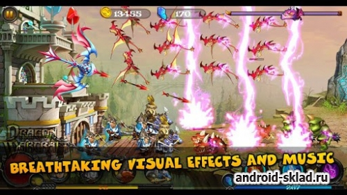 Dragon Warcraft - ������ ����� �� �������� �� Android