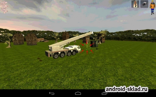 Kids Construction Trucks - ��������� ������������ ������� ��� Android