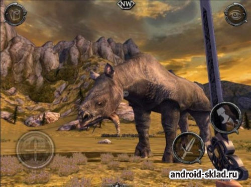 Ravensword 2 - ��������� ��������� ���� ��� Android