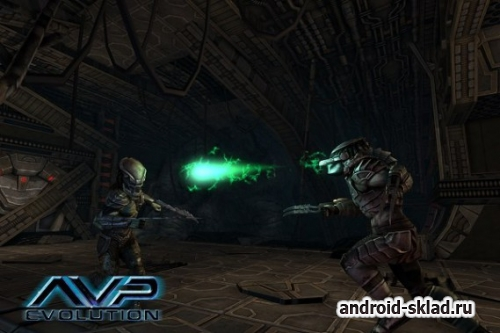 Выход Aliens vs Predator Evolution планируется на 2013 год