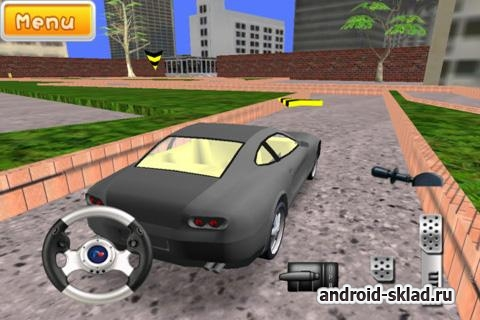 3D Driving School на Android