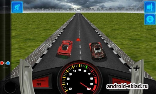 3D Drag Race - рейсинг для Android