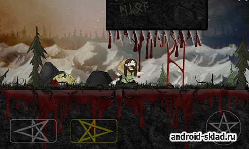 Die For Metal - платформер с металлом для Android