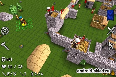 Battles And Castles - ������������� ��������� ��� Android