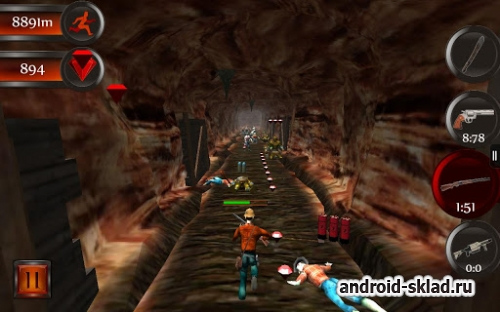 Cave Escape для Android