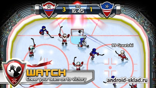 Big Win Hockey 2013 - ������ ������ ������ ��� Android