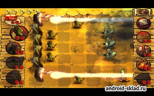 Orcs Must Survive - Стратегия для Android