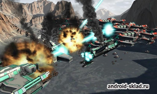 StarCraft Mobile - ������������� � ����� � ��������� �� Android