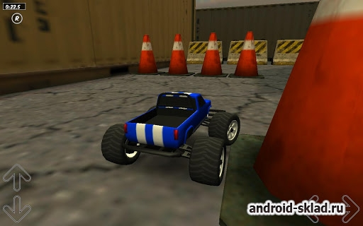 Toy Truck Rally 3D - ����� �� ���������� ������