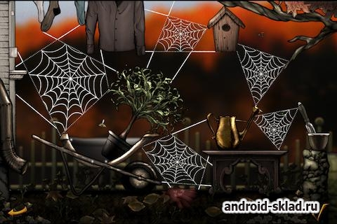 Spider Secret of Bryce Manor - веселая аркада с пауком
