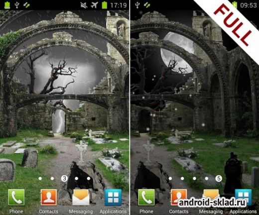 Scary Cemetery - �������� ����� ���� ��� Android