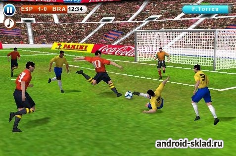 Real Football 2010 - �������� ������ ��� Android