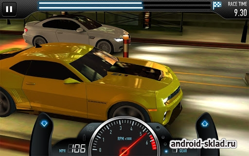 CSR Racing - ������ ����-������� ��� Android