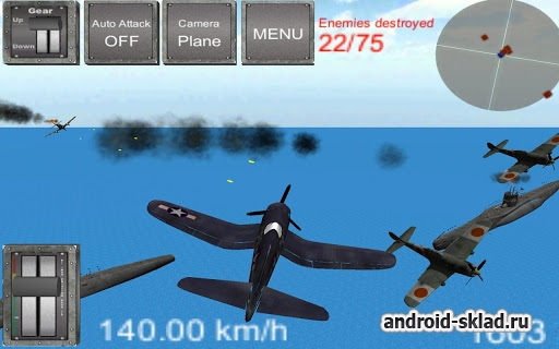 Combat Flight Midway Battle - ��������� �������� �� Android
