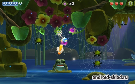 Shiny The Firefly - ����������� ��������� �� Android