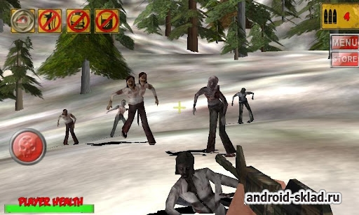 3D Hunting ����� - ������������� �������� �� Android