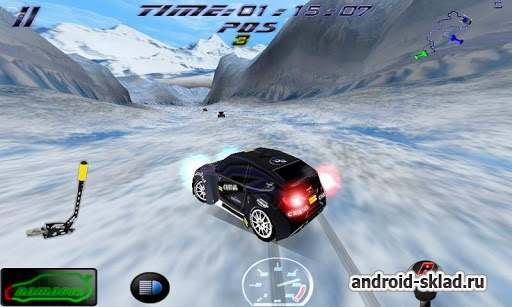 Racing Ultimate - гонки с адреналином для Android