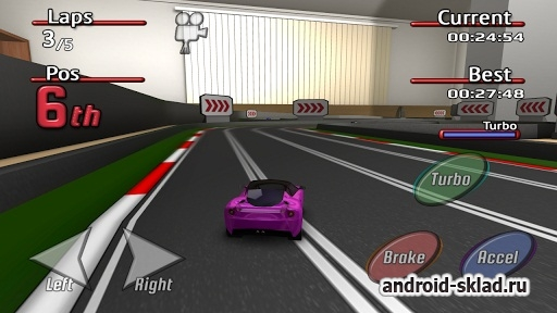 Tiny Little Racing 2 - гонки на мини машинках для Android