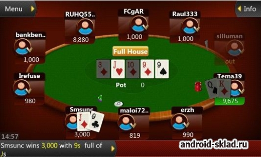 Mobile Poker - ����� ���� ��� Android