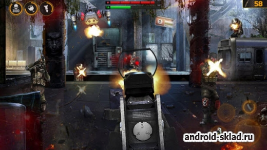 Overkill 2 - 3D шутер для Android