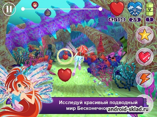 Winx Sirenix Power - Винкс Сила Сиреникса для Android