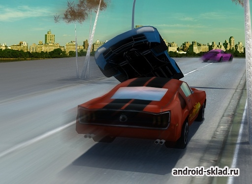 3D FAST SPEED FURIOUS CAR RACE - гонки на время для Android