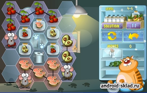 Steal the Meal Unblock Puzzle - позитивная головоломка для Android