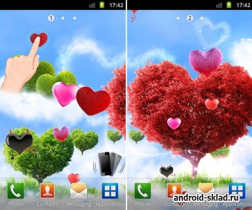 Heavenly Hearts Garden HD - ����� ���� � ���������� � �����