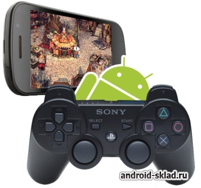 Sixaxis Controller - ����� ���������� �������� �� PlayStation � Android