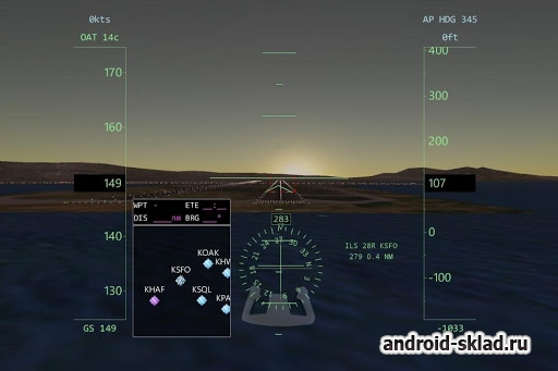 Infinite Flight - ������������������� ������������� ��� Android