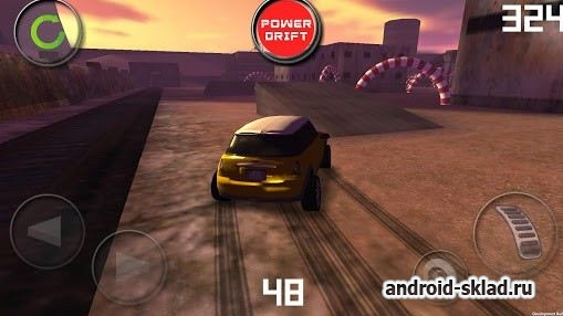 Pure Drift - дрифт на машинах для Android
