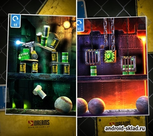 Can Knockdown 3 - �������� ����� ������