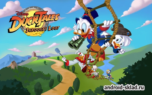 DuckTales Scrooges Loot - ������ ������� �� Android