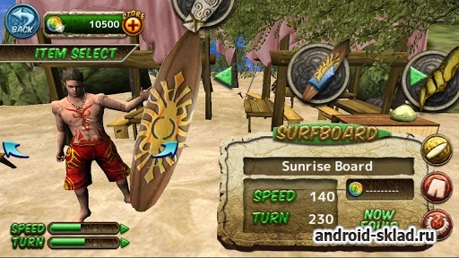 Ancient Surfer - ������� �� ������ ��� Android