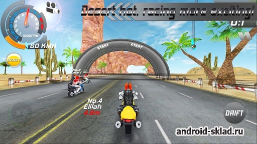 Real Moto HD - ������������� ��������� �� Android