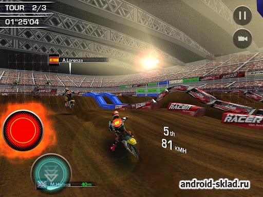 Moto Racer 15th Anniversary FULL - мотогонки с адреналином
