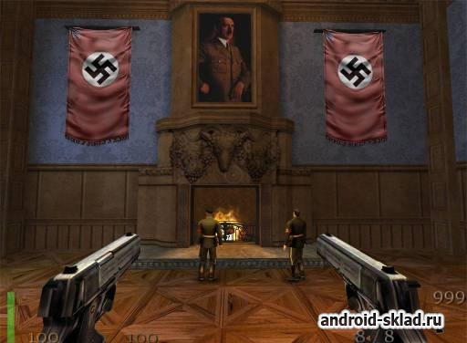 Return To Castle Wolfenstein - ���� ���������� ������ �� Android