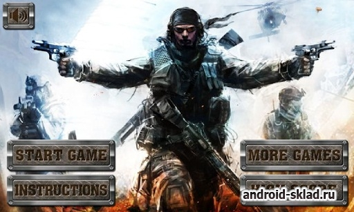 Swat Army Shoot - освобождение заложников на Android